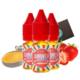 STRAWBERRY CUSTARD – DINNER LADY 3X10ML